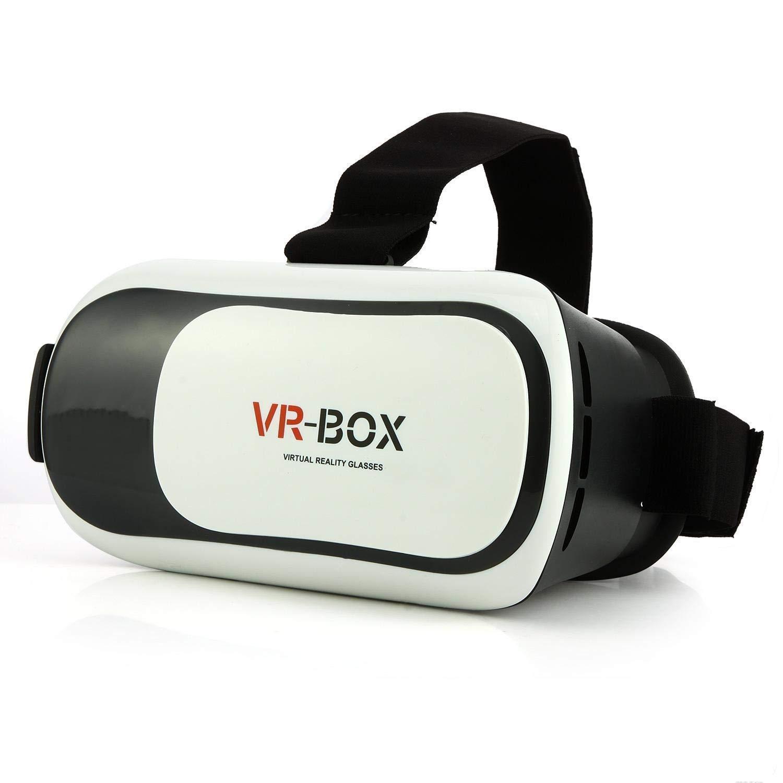 3D VR Box Virtual Reality Glasses - Unnati Enterprises