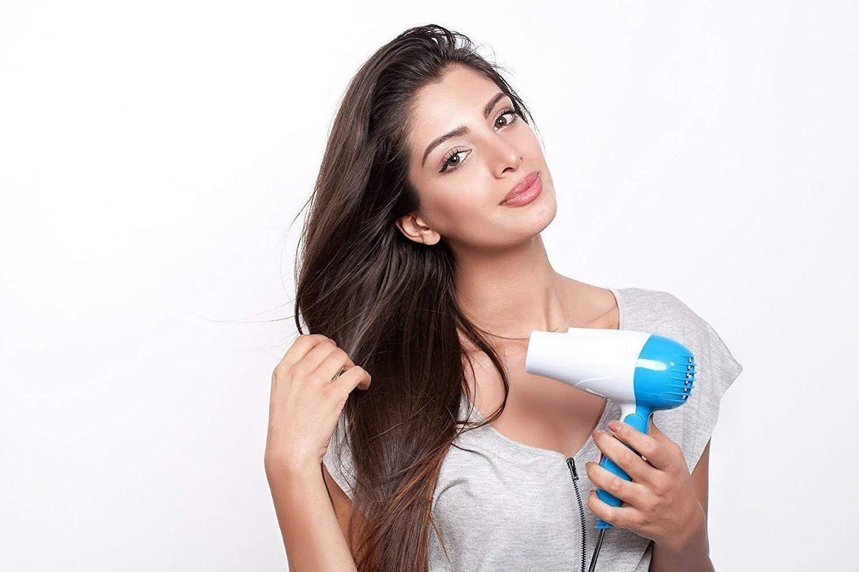 Folding Hair Dryer Hair with 2 speed control - Unnati Enterprises