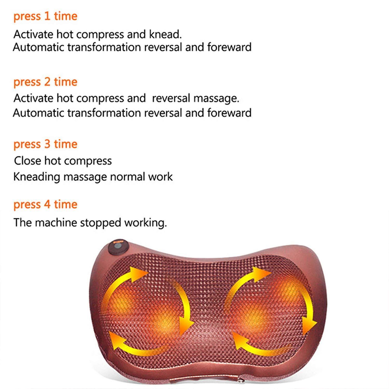Professional Massage Pillow - Unnati Enterprises