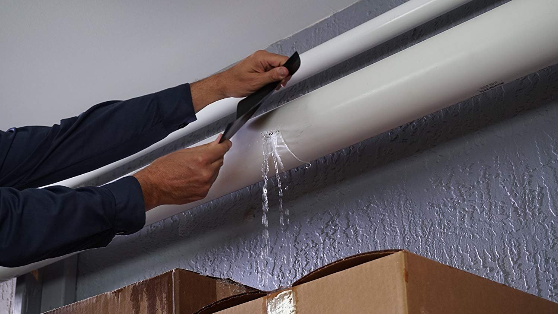 "Tapes, Adhesives & Sealers - Rubberized Waterproof Flex Tape (Size - 7.2"") (Black) - Unnati Enterprises"