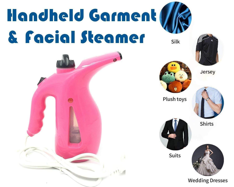Plastic Handheld Garment & Facial Electric Steamer - Unnati Enterprises