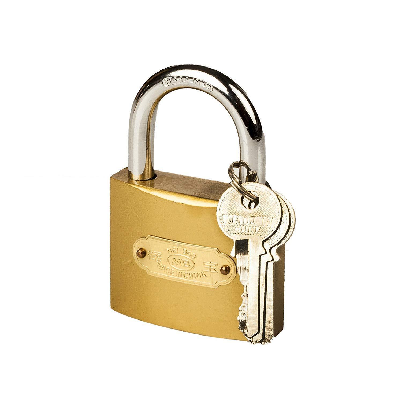 Solid Imitation Copper Lock - Unnati Enterprises