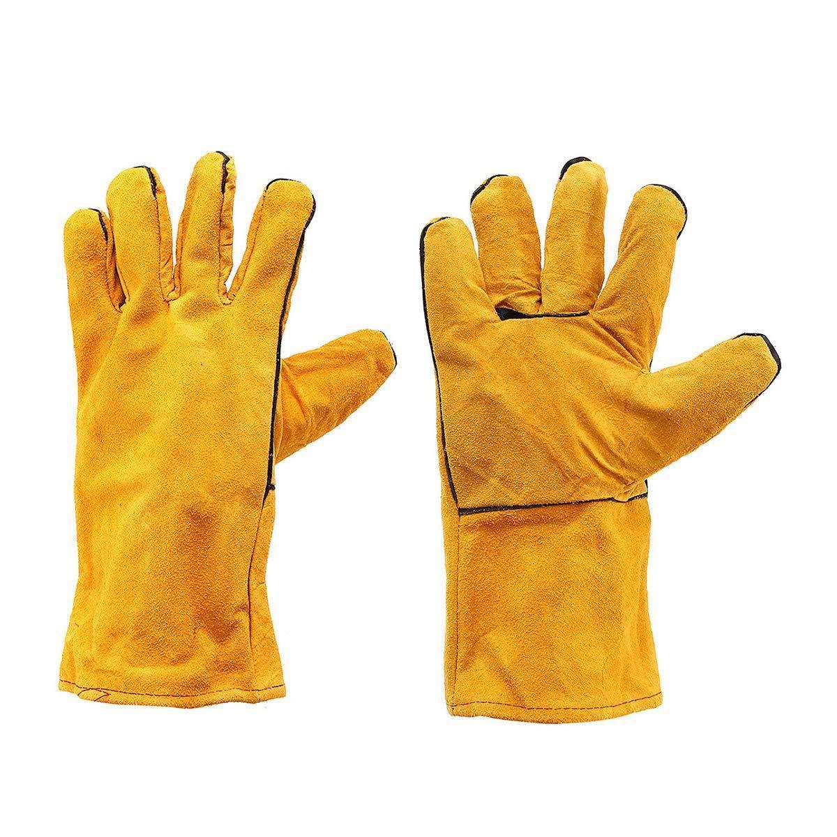 Protective Durable Heat Resistant Welding Gloves - Unnati Enterprises