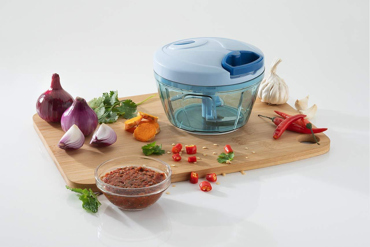 Manual Food Chopper, Compact & Powerful Hand Held Vegetable Chopper/Blender - Unnati Enterprises