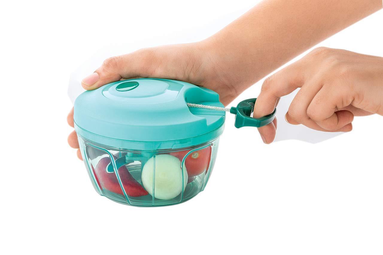 Unnati -  Kitchen combo - Handy Vegetable Chopper and Dual Sided Vegetables Peeler - Unnati Enterprises