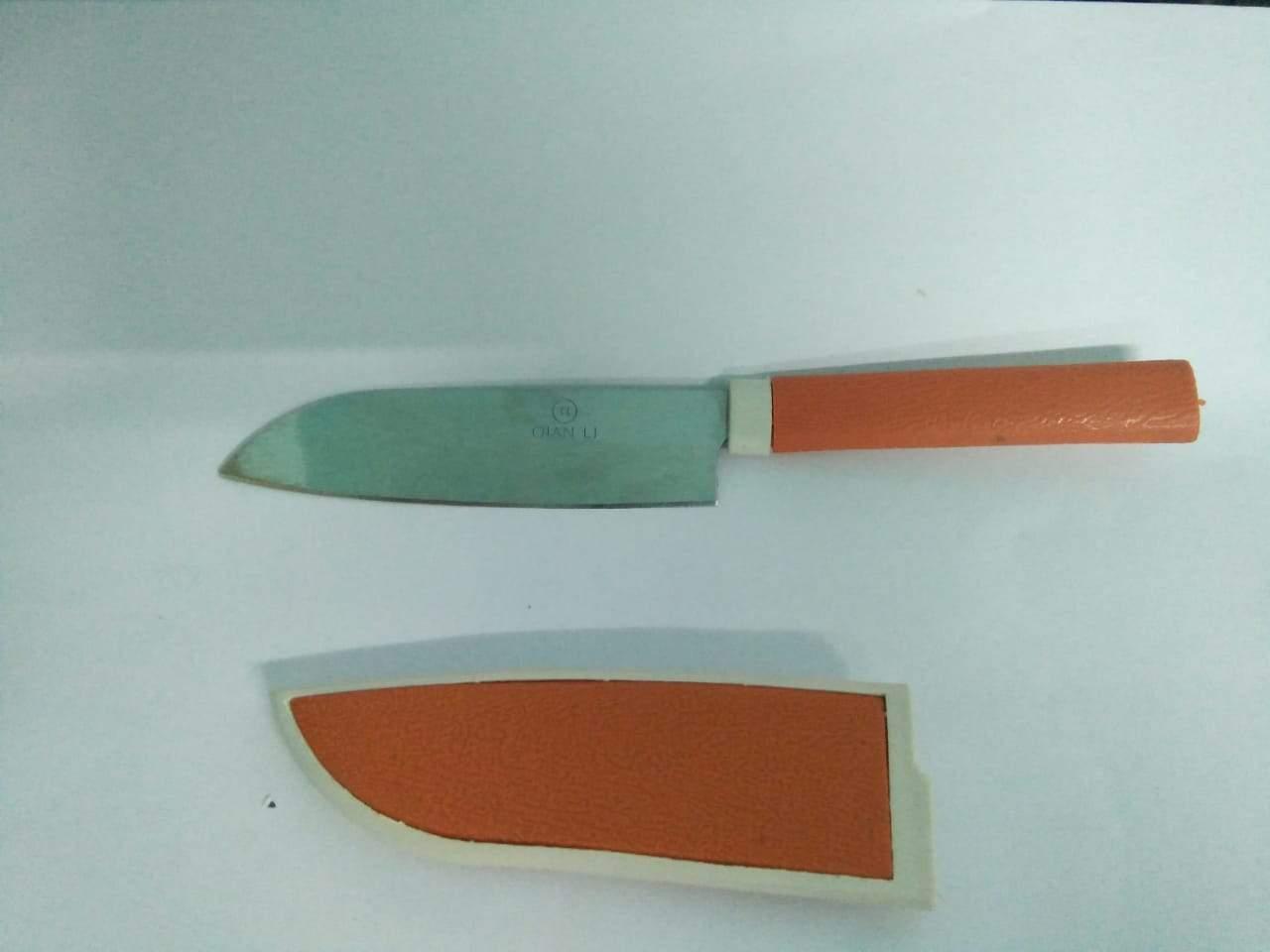 Kitchen Small Knife with cover - Unnati Enterprises
