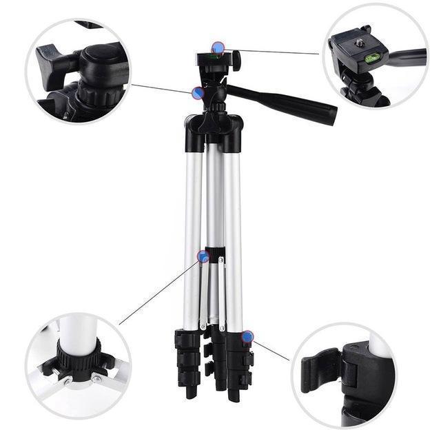Camera & Mobile Tripod - Unnati Enterprises