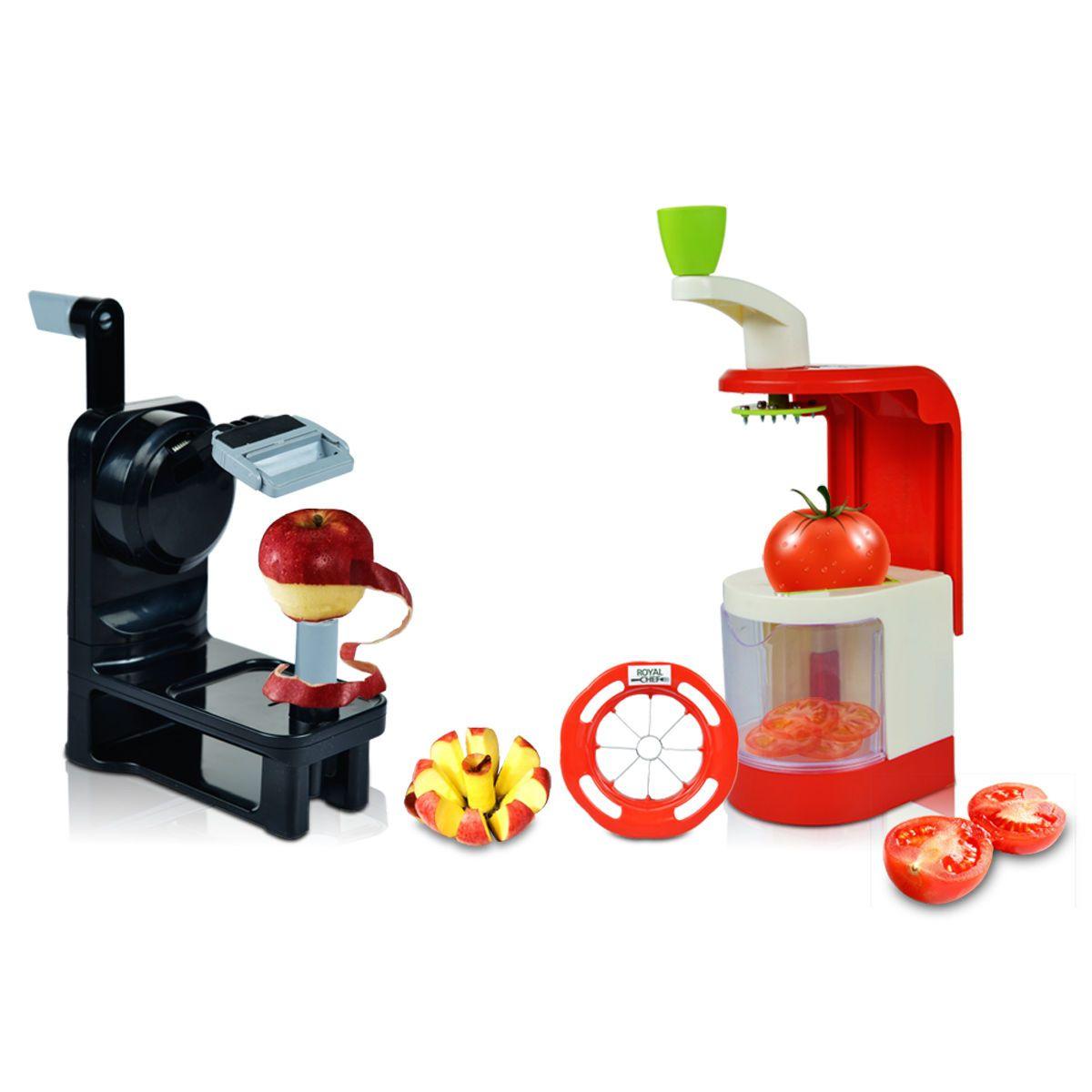 Kitchen Combo - 3 in 1 Shredder, Fruit Peeler & Apple Cutter - Unnati Enterprises