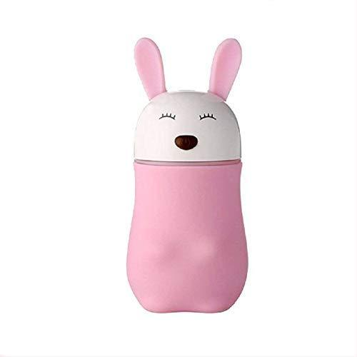 Lovely Rabbit Air Humidifier USB Aroma Diffuse with LED Lamp Mini Ultrasonic Cool Mist Maker Fugger for Office Car Air Purifier - Unnati Enterprises