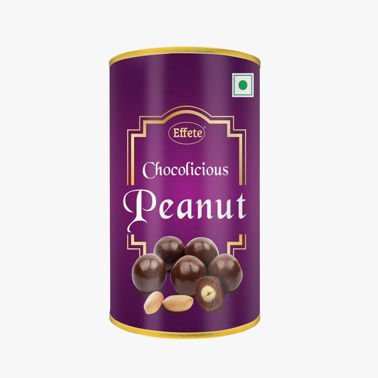 Effete Peanut Chocolate (96 GMs) - Unnati Enterprises