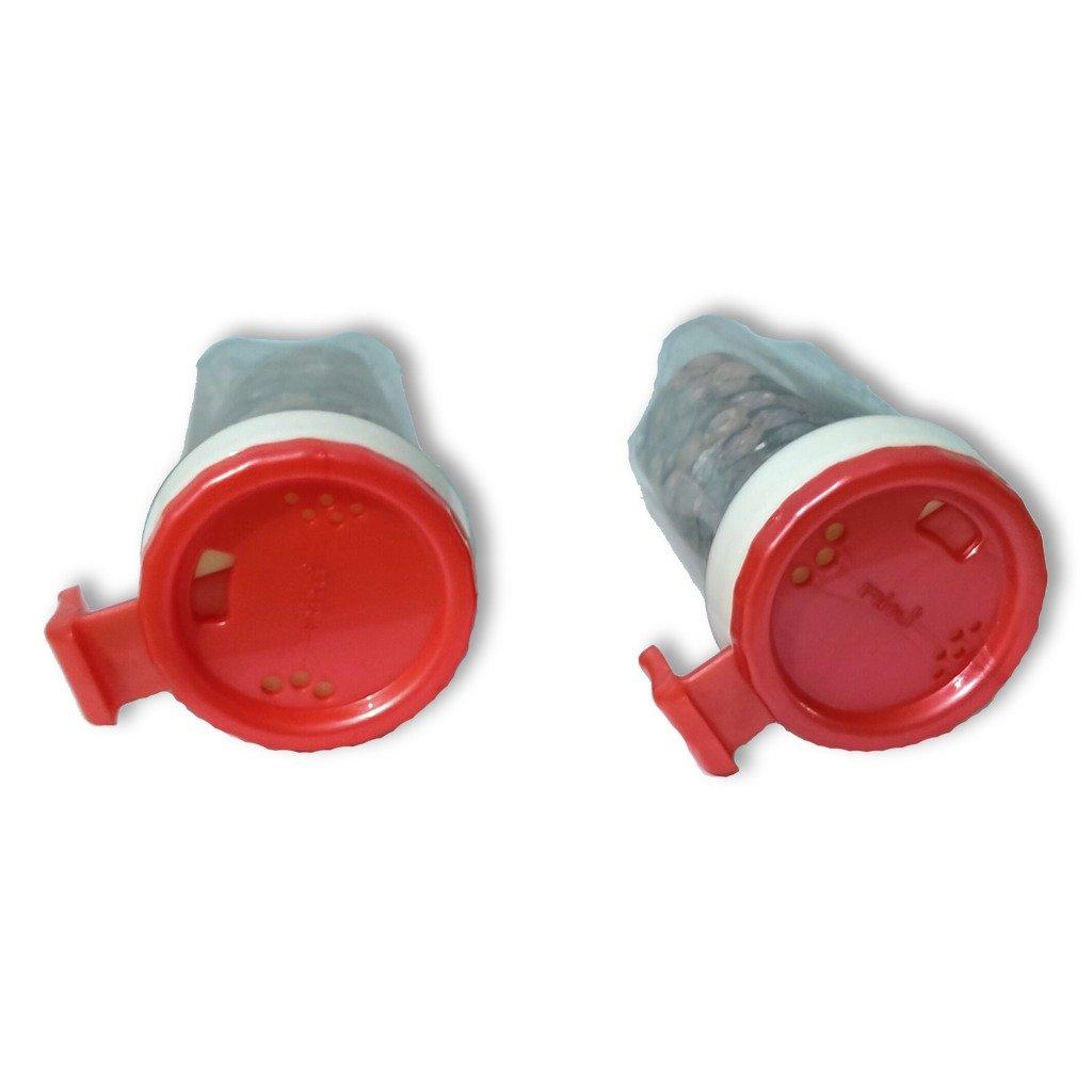 Salt & Pepper Shakers/Masala Dabbi with Stand - Unnati Enterprises