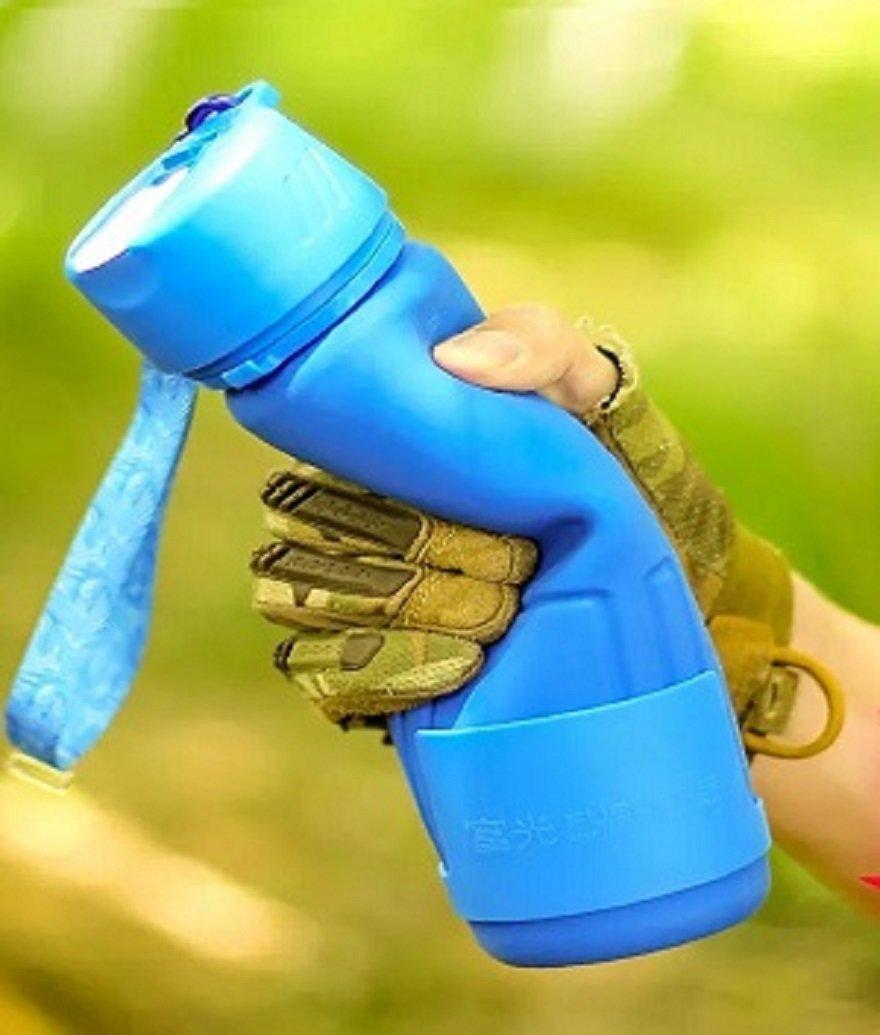 Silicone Collapsible/Foldable Water Bottle - Unnati Enterprises